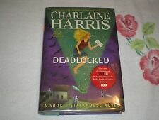 Deadlocked by Charlaine Harris    *Signed*