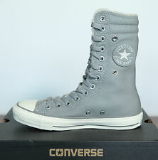 All Star Converse Chucks X Hi Xhi rodilla cuero forrado 36 gr. 111514 (115) EUR 36