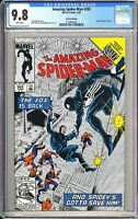 Amazing Spider-Man #265 CGC 9.8 WP 1992 3724878023 2nd Printing 1st Silver Sable