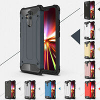 For Huawei Mate 20 X Mate 10 Pro 9 Full Cover Hybrid Hard Armor Shockproof Case
