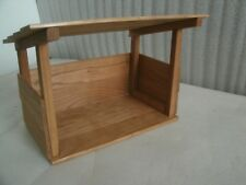 Cherry Nativity Stable/Horse Shed/Bar Wood Floor Kindergarten/DayCare/Christmas
