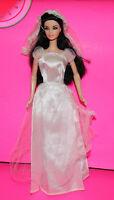 "Elvis PRISCILLA Presley Wedding Day 12"" Mattel Barbie COLLECTOR Doll Only"