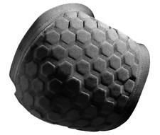 McDavid 6515 Hex Knee Elbow Protective Pads UniSex Black XL Athletic Sports