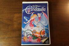 Cinderalla Betamax Tape