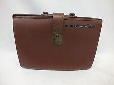 Leather Satchel 1980s Vintage Bags, Handbags & Cases