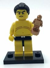 Lego Sumo Wrestler Trophy Japan Town City 8803 Minifigures Series 3 Sports