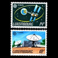 Luxembourg 1991 - EUROPA Stamps - European Aerospace - Sc 851/2 MNH