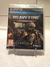 Heavy Fire Afghanistan Neuf  ( PS3 )