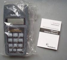 Radio Shack Ultrasonic Distance Measurer #63-1005 - Free US Shipping!