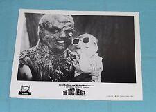 original promotional promo TOXIC AVENGER PHOTO Troma Team Lloyd Kaufman Toxie