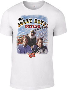 Only Fools and Horses T-shirt JOLLY BOYS OUTING Del Boy BBC TV British funny W