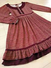 axes femme Classical casual lolita Dress Light&Soft tweed Hime&Mori Japan-M