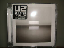 U2 - No Line on the Horizion CD NEW 2009 Universal 1796037