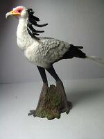 22017 New Collecta Animal Toy / Figure Secretary Bird