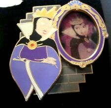 Evil Queen at Holographic Mirror Disney Pin
