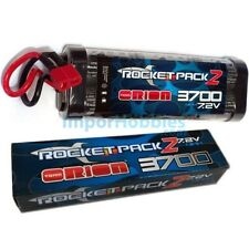 Batería Stick 7.2V 3700mah NiMh conector Dean Rocket Pack 2 Team Orion ORI10358