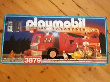 Playmobil 3879 - altes großes Feuerwehrleiterfahrzeug - Sammlungsauflösung -NEU!