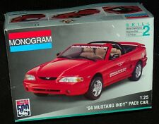 1994 MONOGRAM 1994 FORD MUSTANG INDY 500 PACE CAR