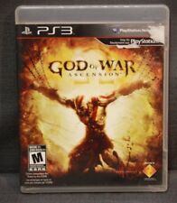 God of War Ascension (Sony PlayStation 3, 2012) PS3 Video Game