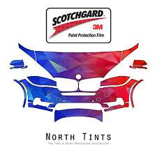 BMW X5 Base 2014-2018 PreCut 3M Scotchgard Paint Protection Clear Bra Kit