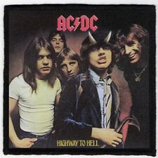 AC/DC PATCH / SPEED-THRASH-BLACK-DEATH METAL