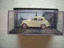 1/43 SIMCA HUIT 1938 berline
