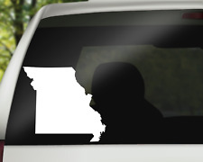 Missouri Decal Sticker for Car, Wall or Laptop