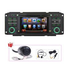DVD GPS Navigation Radio for 1999-2004 Jeep Grand Cherokee Dodge Chrysler 300C
