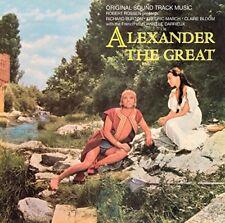 Mario Nascimbene - Alexander the Great (Original Soundtrack) [CD]