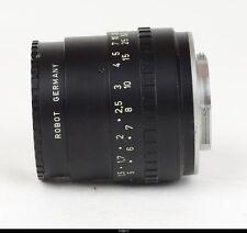Lens Schneider Tele Xenar 3,8/75mm for Robot