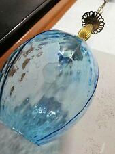 Lampadario Antico pendente vetro pregiato vintage no murano venini artemide flos