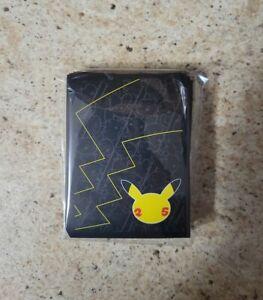 Pokemon Celebrations 25th Anniversary ETB Sleeves