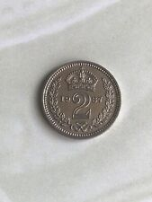 More details for 1937 george vi silver proof maundy two 2 pence 2d 0.94 g • ⌀ 13 mm km# 847