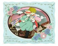 Ensky PAPER THEATER Studio Ghibli Howl's Moving Castle Aerial walk Japan