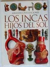 GRANDES CIVILIZACIONES - LOS INCAS HIJOS DEL SOL - EDILIBRO 1999 - VER ÍNDICE