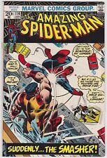 Amazing Spider-Man #116 F+ 6.5 The Smasher John Romita Art!