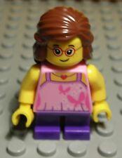 5250 BU Lego Figur Frau Mädchen