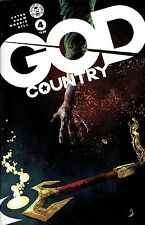 GOD COUNTRY #4 SHAW & WORDIE COVER A