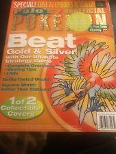June 2000 Pojo's Pokemon News & Price Guide Monthly Magazine *RARE*VINTAGE*