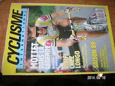 Cyclisme International n°39 Mottet Longo Rene Vietto