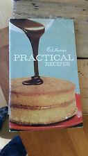 Vintage Recipe / Cookery Book – Cadbury's Practical Recipes – Great! –