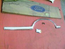 1975-1976 Ford Granada Rear Body Side Wheel Well Moulding, NOS D5DZ-6629038-CW
