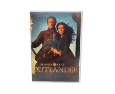 Outlander Season 5 (4-Disc 2020 DVD) Fast Shipping new new new ! ! !