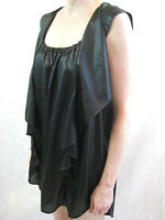 Manning Cartell Size 10 Black LBD Mini Party Dress