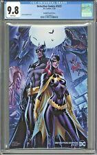Detective Comics 1027 CGC 9.8 J Scott Campbell Variant Cover Edition Batgirl