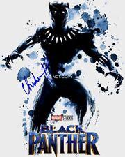 Chadwick Boseman Avengers Infinity War Black Panther Reprint SIGNED 8x10 Photo 1