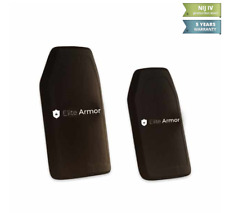 Elite-Armor Single Curved Hard Armor Plate | IV ICW (SiC)