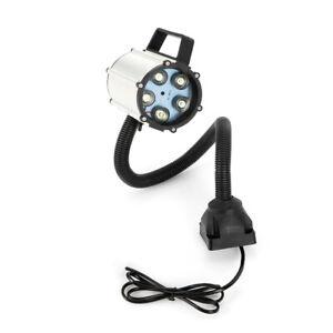 LED Beleuchtung Maschinenlampe Arbeitsleuchte Flexibel Arm Drehmaschine Licht DE