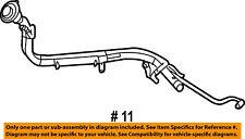 FORD OEM Fuel Tank-Fuel Filler Neck Tube AL2Z9034B