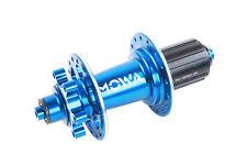 MOWA Mountain MTB Bicycle Bike Disc Brake Rotor Rear Hub 32H for Shimano Blue
